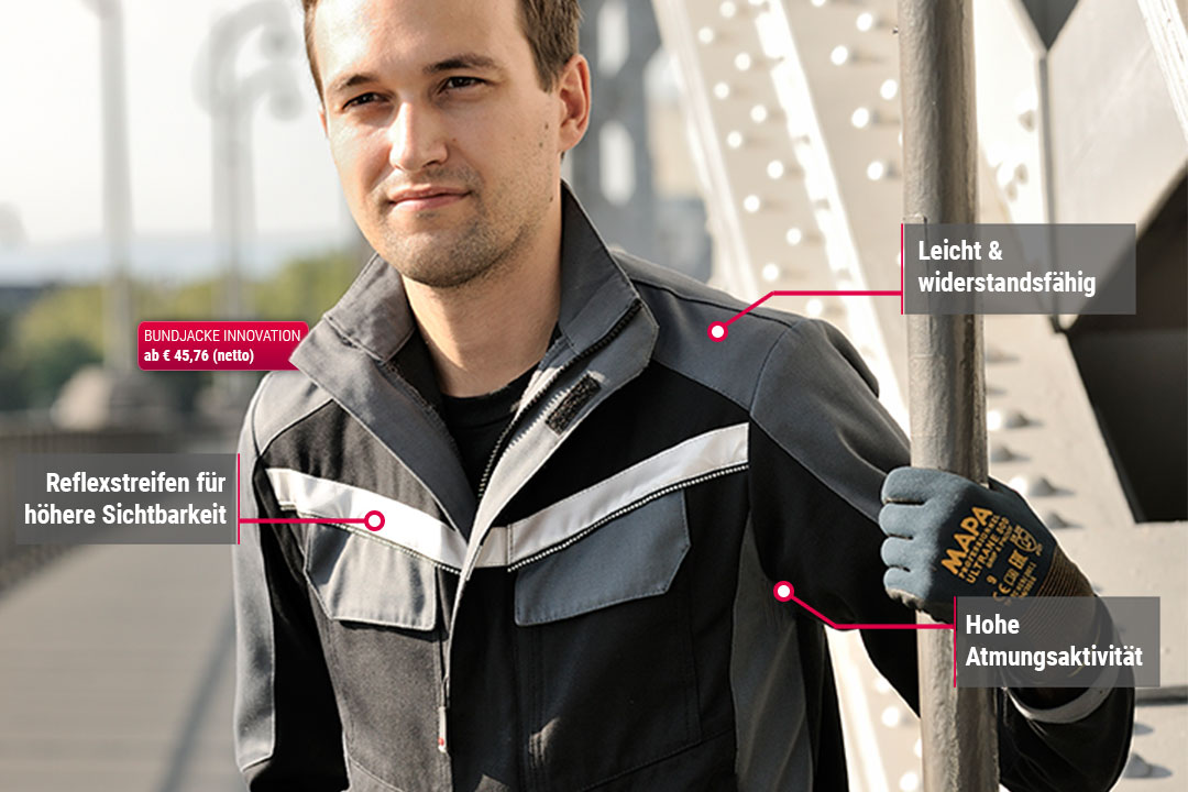 Bundjacke INNOVATION