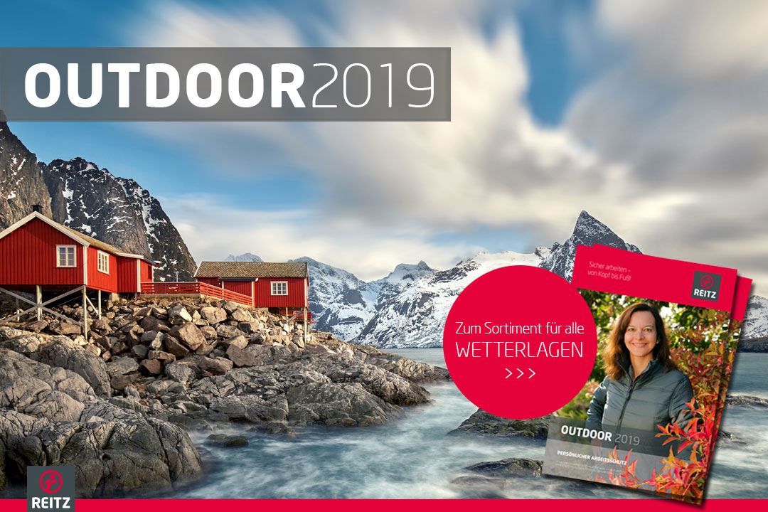Zum Outdoorsortiment 2019
