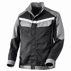 Bundjacke INNOVATION schwarz-grau