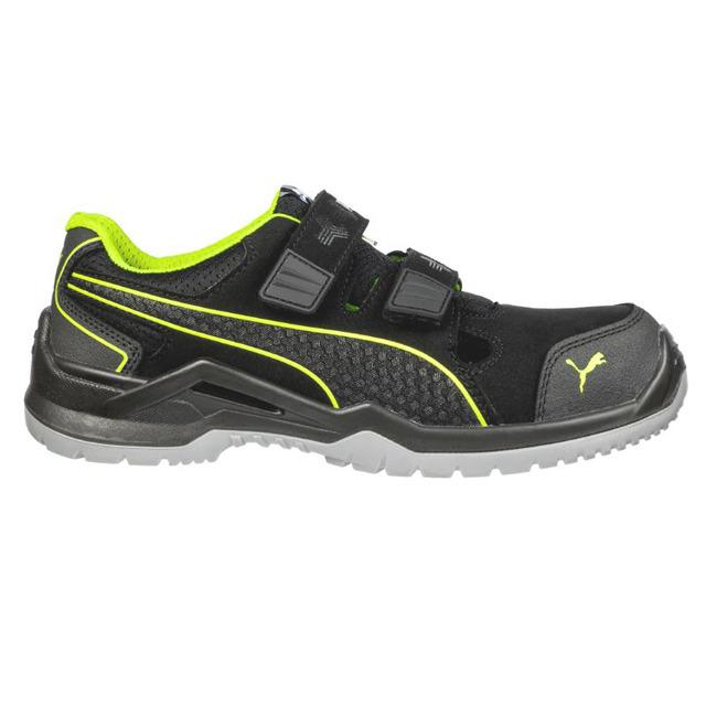Werner Reitz GmbH: Sandale PUMA Neodyme Green Low S1P ESD SRC