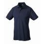 B&C Polo-Shirt marine 180g