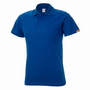 ESD-Polo Pique Shirt kobaltblau