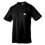 ESD-T-Shirt schwarz